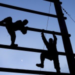 Overcoming obstacles by The US Army